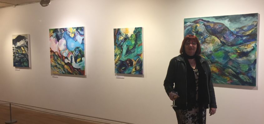 Helfa Gelf Artists Exhibition atTheatre Clwyd Mold